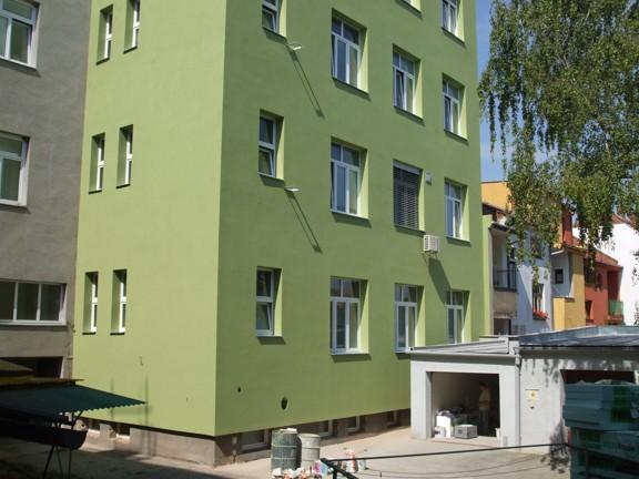 Zateplení fasády Prostějov